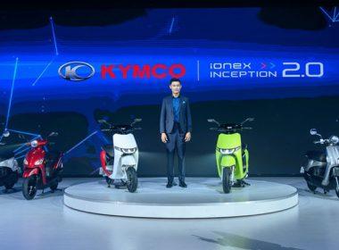 光陽展示新款電動車i-One X,外型極具特色 @LPComment 科技生活雜談