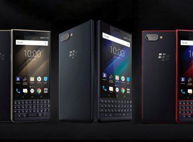 黑莓回歸!BlackBerry Key2 LE 6/10在台上市,售價15800元 @LPComment 科技生活雜談