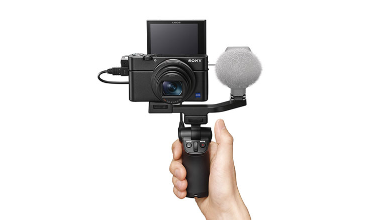 Sony RX100 VII隨身相機發表,結合多項α9同級性能並加入3.5mm音源輸入