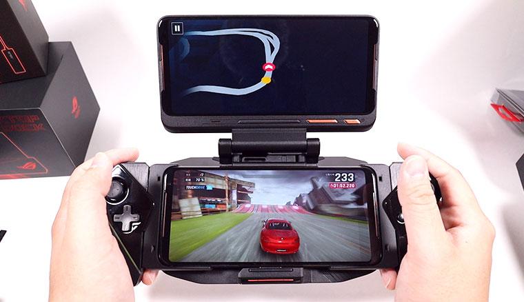 電競手機新機皇降臨:ROG Phone II大全配開箱!手機、全套配件搶先動手玩