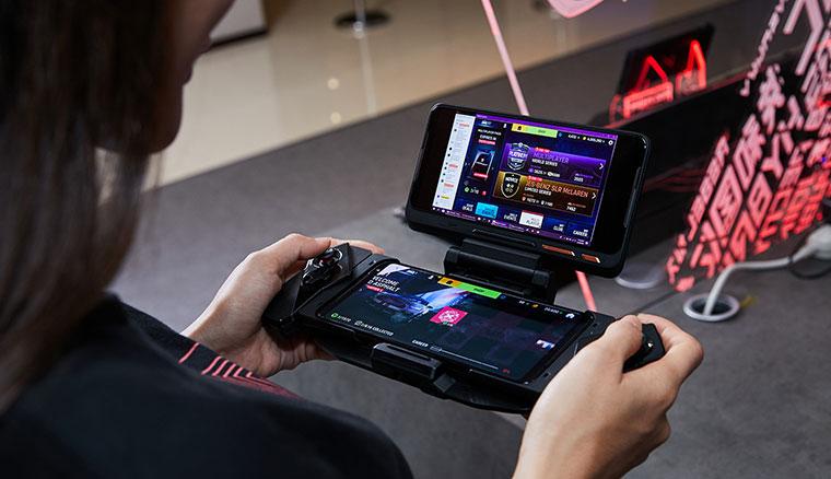 ROG Phone II台灣上市資訊公開:單機售價26990、8/1開賣