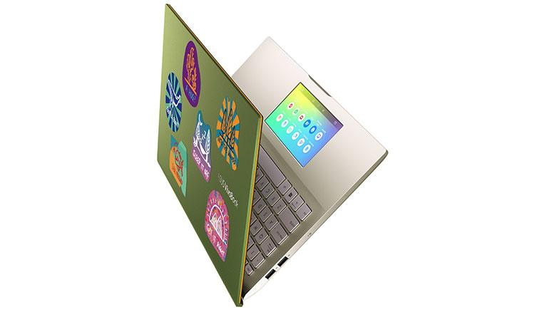 首搭ScreenPad 2.0 智慧觸控板,多彩筆電ASUS VivoBook S15在台上市