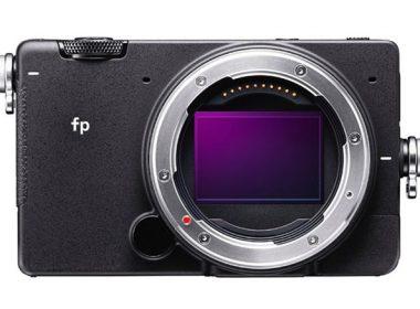 Sigma發表史上最小的全片幅無反相機「Sigma fp」 @LPComment 科技生活雜談