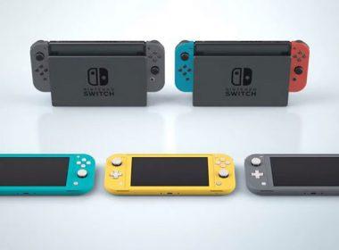 怎麼選?差在哪?Nintendo Switch與Switch Lite簡單比一比 @LPComment 科技生活雜談