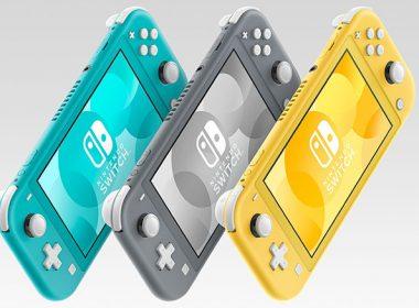 Nintendo Switch Lite發表:體積縮小、不能分離,另有寶可夢劍盾同捆版 @LPComment 科技生活雜談