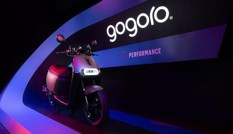 Gogoro S2 ABS正式亮相,多變光譜靛消光車身、以及更安全的煞車