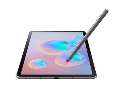 三星正式發表Galaxy Tab S6平板,配備S Pen與標準+廣角雙鏡頭 @LPComment 科技生活雜談