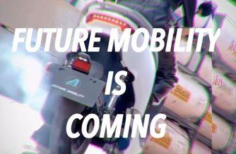 動力表現可期待:宏佳騰公布自家Ai1電動機車燒胎影片、發表時間下周公布 @LPComment 科技生活雜談