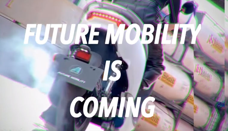 動力表現可期待:宏佳騰公布自家Ai1電動機車燒胎影片、發表時間下周公布