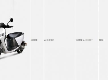 宏佳騰首款Gogoro Network電動機車Ai1 Sport造型確認 @LPComment 科技生活雜談