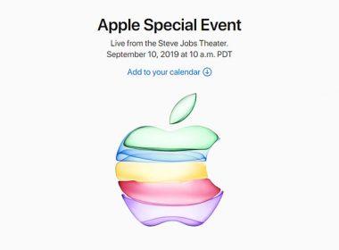 蘋果發表會時間確認!新iPhone 11系列將於台灣時間9/11凌晨發表 @LPComment 科技生活雜談