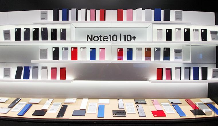 三星Note10開放預購領機!大尺寸大容量受歡迎、目標2019 Q4高階安卓80%市佔