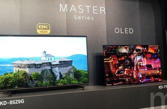 Sony在台推出全新8K全陣列LED電視Z9G系列以及第三代OLED電視 @LPComment 科技生活雜談