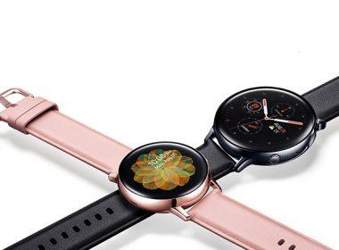 Note10登場前夕,三星發表採用虛擬錶圈的Galaxy Watch Active2新款智慧錶 @LPComment 科技生活雜談