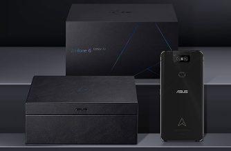 全球首發:ASUS ZenFone 6 30周年限定版即日起在台開賣 @LPComment 科技生活雜談