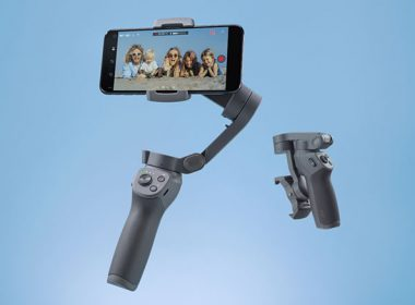 DJI推出新款手持穩定器Osmo Mobile 3,主打摺疊收納設計,售價NT$3300 @LPComment 科技生活雜談