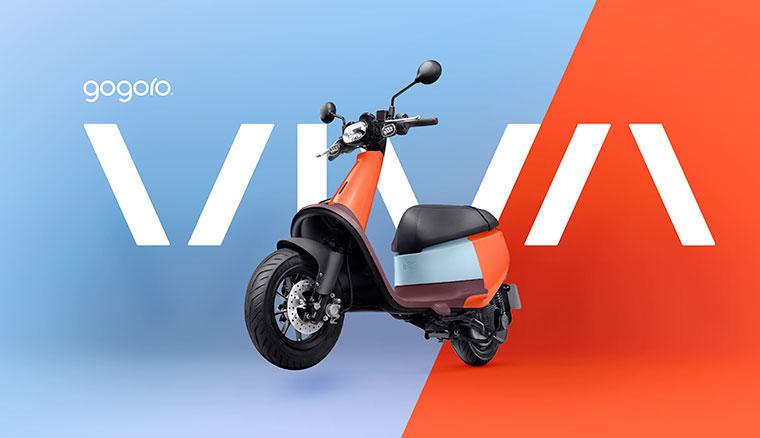 Gogoro VIVA正式登場!一款綠牌動力、改裝配件超多的羽量級電動機車(實車動眼看)