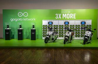 第三代換電站GoStation 3.0登場,並推出Gogoro Network「自由省」電池資費方案 @LPComment 科技生活雜談