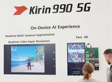 華為揭曉整合5G連網晶片的Kirin 990 5G,導入伺服器等級AI算力 @LPComment 科技生活雜談