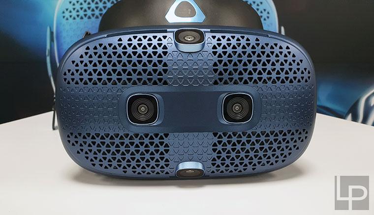 HTC推出新款VR裝置VIVE Cosmos,免定位器更方便!售價22900送12個月VIVEPORT Infinity