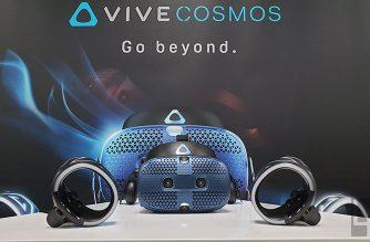 HTC推出新款VR裝置VIVE Cosmos,免定位器更方便!售價22900送12個月VIVEPORT Infinity @LPComment 科技生活雜談