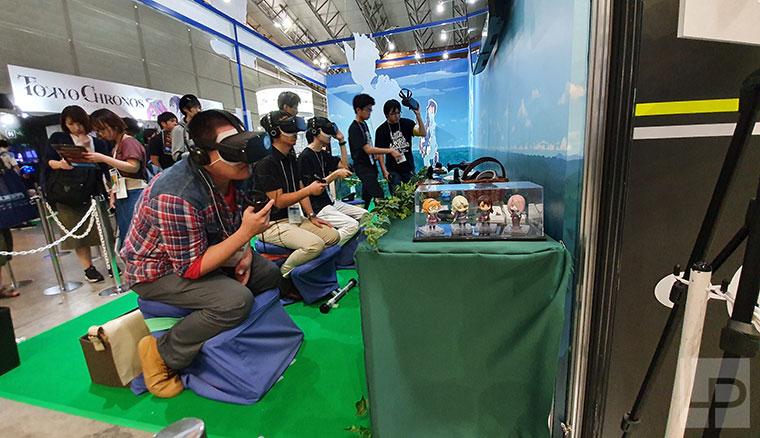 東京電玩展2019近距離觀察:VR遊戲冷掉了嗎?其實還是有許多廠商在默默耕耘!