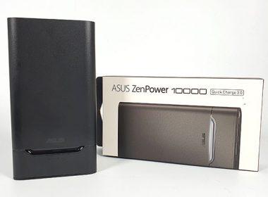 輕巧會呼吸的ASUS ZenPower 10000 QC3.0行動電源開箱 @LPComment 科技生活雜談