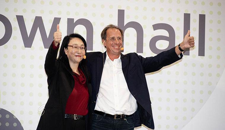 HTC執行長由前Orange電信執行副總裁Yves Maitre接任