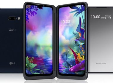 LG於IFA發表G8X ThinQ,可搭配雙螢幕基座使用 @LPComment 科技生活雜談