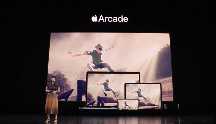 每月4.99美元,蘋果遊戲訂閱服務Apple Arcade將在9/19於全球市場推行