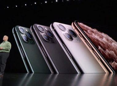 iPhone 11 Pro、11 Pro Max同步亮相,新增夜幕綠、換上三鏡頭主相機設計 @LPComment 科技生活雜談