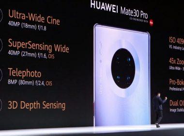 華為發表Mate 30系列:螢幕性能相機全升級,無內建Google Play @LPComment 科技生活雜談