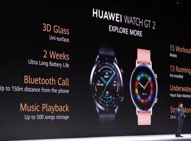 華為推出Watch GT 2智慧手錶,支援水下運動與睡眠品質追蹤 @LPComment 科技生活雜談