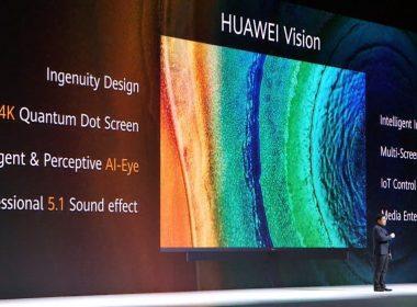華為智慧屏正式亮相:是一款恰好有電視功能的大尺寸連網顯示器 @LPComment 科技生活雜談