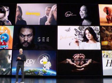 蘋果串流影音服務Apple TV+將於11/1上線,同樣以每月4.99美元計費 @LPComment 科技生活雜談