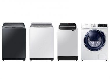 三星在台推出四款全新洗衣機:智慧觸控WA20R/WA18、雙效手洗WA13R與潔徑門小容量機型WW10N @LPComment 科技生活雜談