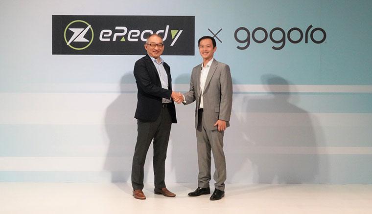 台鈴與Gogoro Network結盟,預計2020 Q4推出換電式智慧電動機車