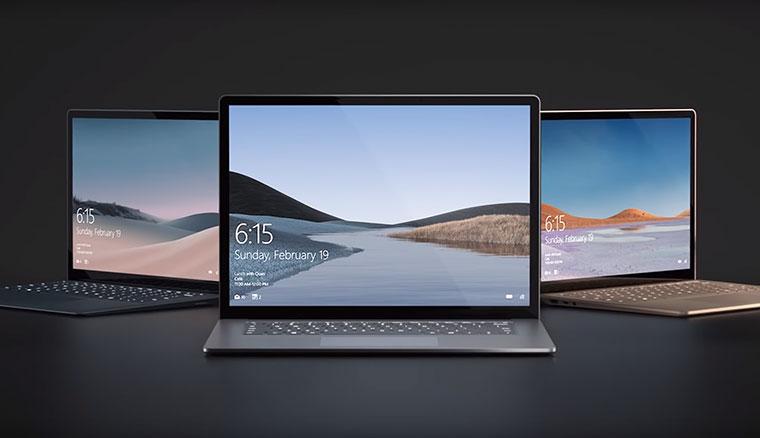 微軟發表Surface Pro 7、Surface Laptop 3,以及與高通合作的ARM架構筆電Surface Pro X