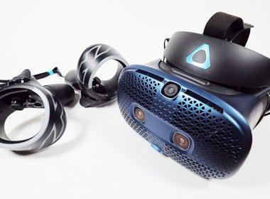 HTC VIVE Cosmos開箱體驗:目前最值得入手的PC VR裝置! @LPComment 科技生活雜談