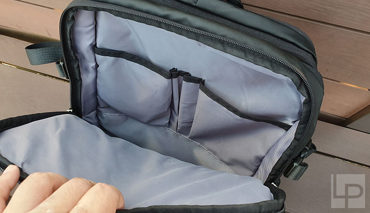 NayoSmart Nayo EXP科技背包開箱:可擴展的彈性收納空間、短期出差輕旅行一咖搞定!