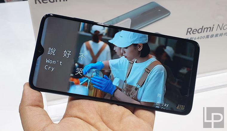 小米在台推出紅米Note 8 Pro與空氣淨化器3!羅燕預告近期還有紅米新機將登台