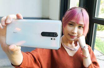 6400萬畫素後置四鏡頭、高性價比:紅米Redmi Note 8 Pro開箱實測 @LPComment 科技生活雜談