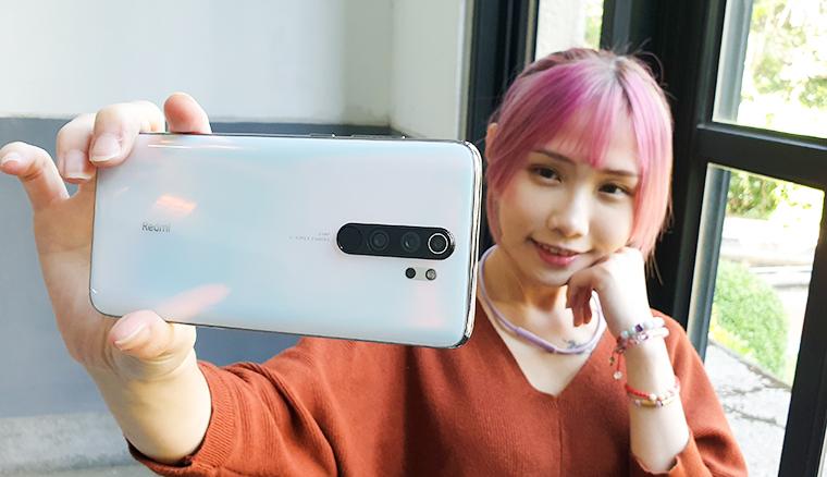 6400萬畫素後置四鏡頭、高性價比:紅米Redmi Note 8 Pro開箱實測