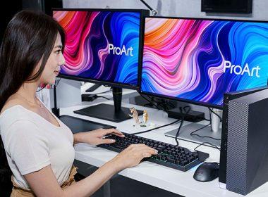 華碩ProArt品牌系列創作筆電、PC與螢幕登台,鎖定含金量更高的創作市場需求 @LPComment 科技生活雜談