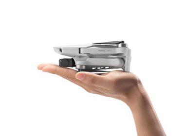 DJI揭曉僅249公克重、免實名登記使用的可折疊空拍機Mavic Mini @LPComment 科技生活雜談