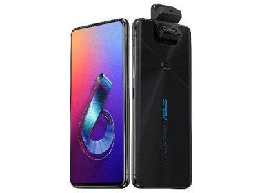 ASUS ZenFone 6在台推出「迷霧黑」新色,10/15全球搶先開賣 @LPComment 科技生活雜談