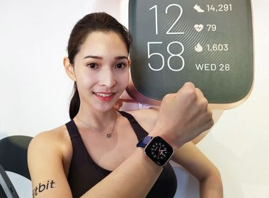 Fitbit在台推出Versa2智慧手錶:內建麥克風、並提供更完整的睡眠品質分析功能 @LPComment 科技生活雜談