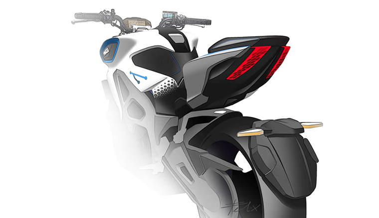 KYMCO宣布將於2019米蘭車展公布全新電動重機RevoNEX