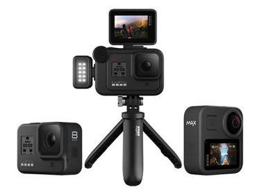 擴充性與電子防震升級!GoPro HERO8 Black發表、GoPro Max環景相機同步登場 @LPComment 科技生活雜談