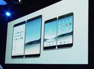 微軟發表雙螢幕摺疊筆電Surface Neo,以及雙螢幕摺疊手機Surface Duo @LPComment 科技生活雜談